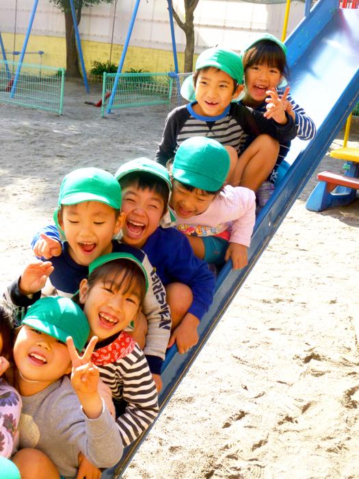子どもは遊びの中で学ぶ